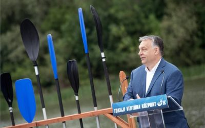 Tokaj Canoeing Tours Center – Grand Opening Ceremony with Visual Europe Group