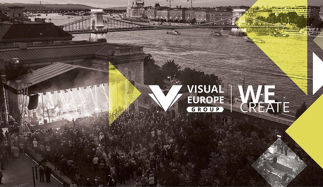 Egyesült a Visual Europe Group rendezvénytechnikai üzletága és a Leon Group