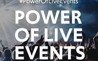 Egy hónap alatt 24 országból csatlakoztak az élő rendezvények erejét hirdető akciónkhoz
