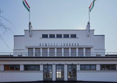 Nemzeti Lovarda Budapest – Tattersall