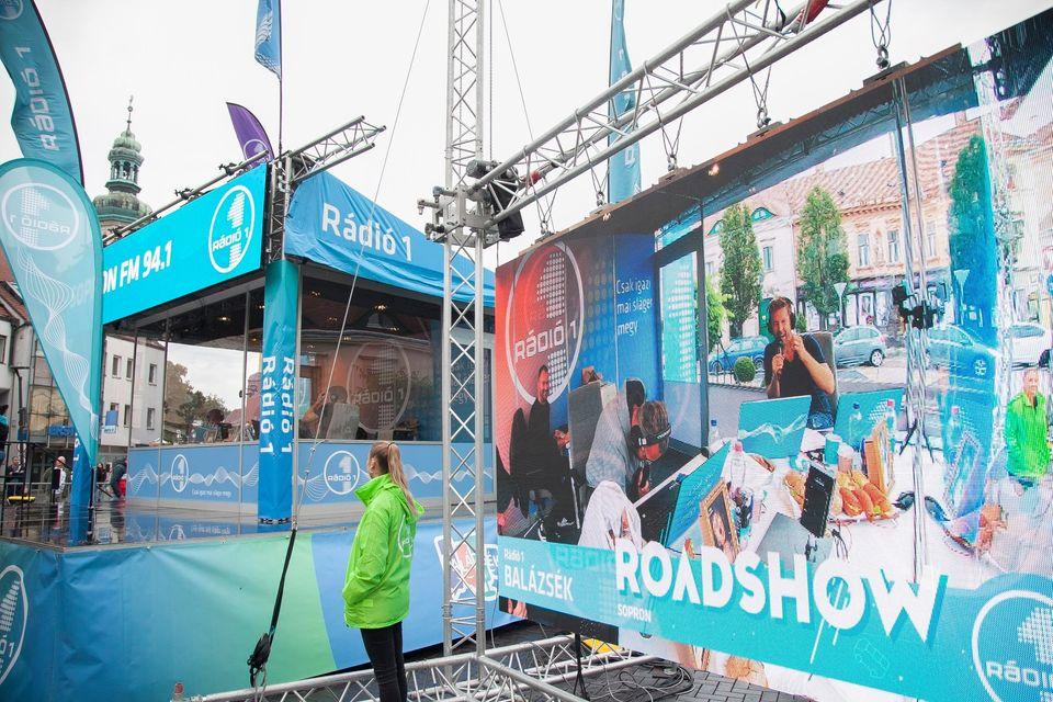 Rádió 1- Országos roadshow