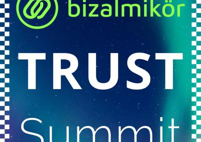 Trust Summit – online konferencia