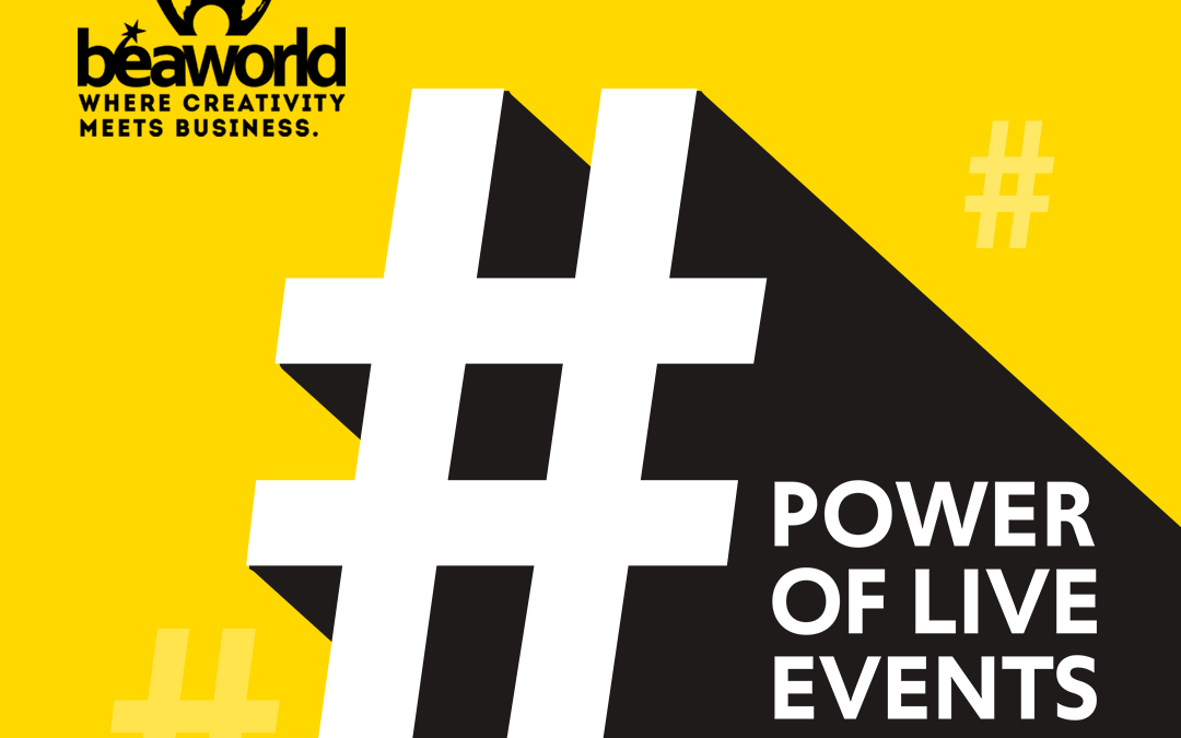 #PowerofLiveEvents is shortlisted for the Best Event Awards