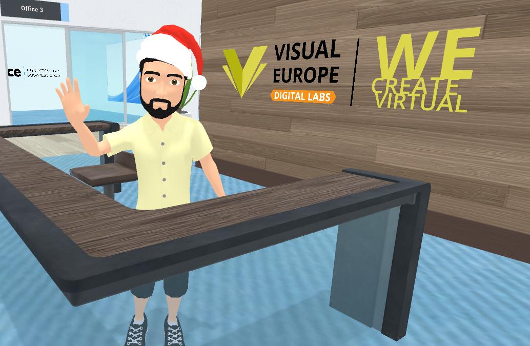 Különleges virtuális rendezvényre invitál a Visual Europe Group