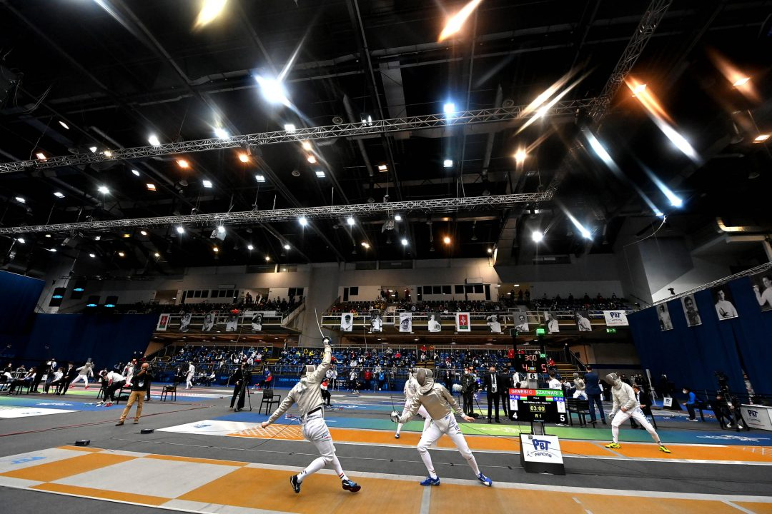 Budapest World Cup Sabre 2021