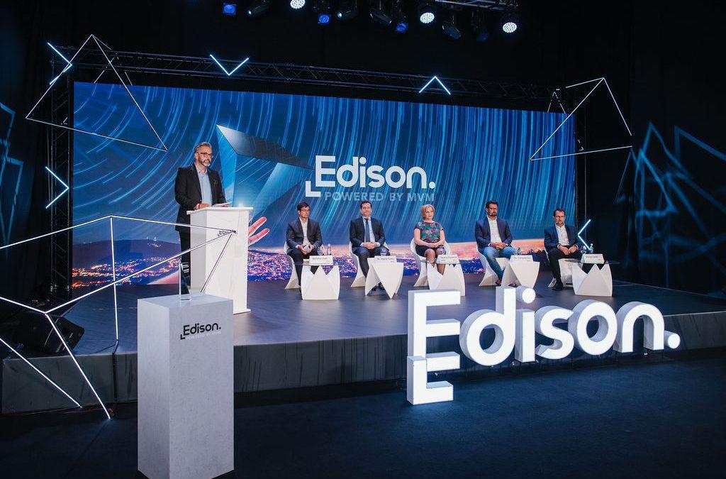 EDISON POWERED BY MVM 2021