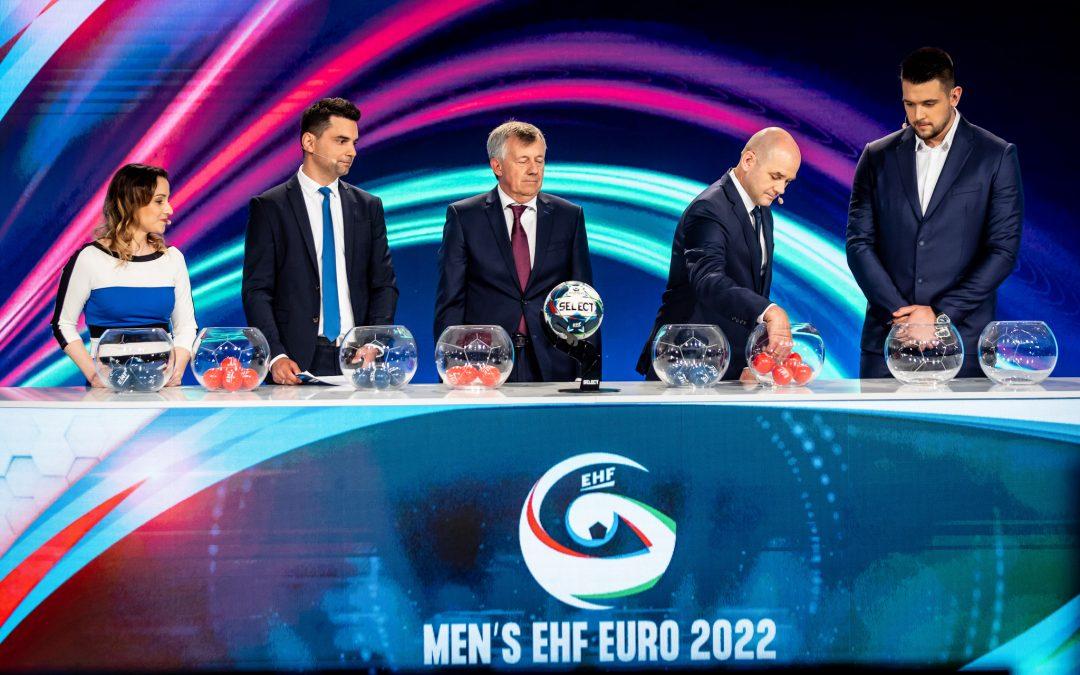 Férfi kézilabda Európa-bajnokság sorsolás